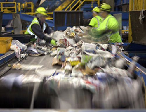 As Plastics Recycling Industry Grows, Association Follows Suit