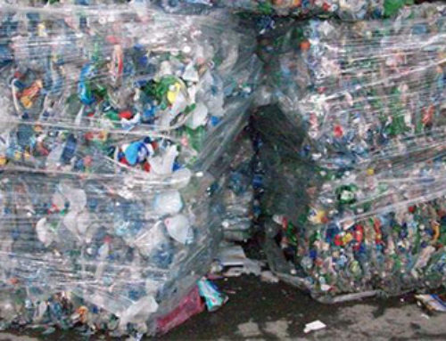 What types of plastic can be recycled?